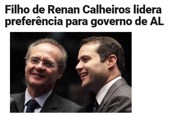 Veja.com Radar On-Line divulga pesquisa realizada em Alagoas sobre a disputa eleitoral para Governador do Estado