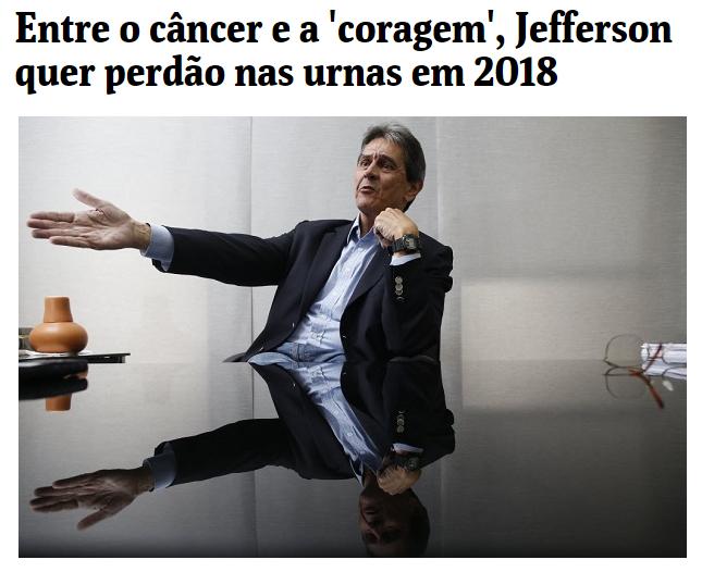 Jornal Folha de São Paulo cita pesquisa realizada pela Paraná Pesquisas no Estado de São Paulo