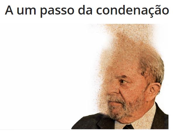 ISTO É divulga em matéria pesquisa realizada pela Paraná Pesquisas sobre o ex-presidente Lula