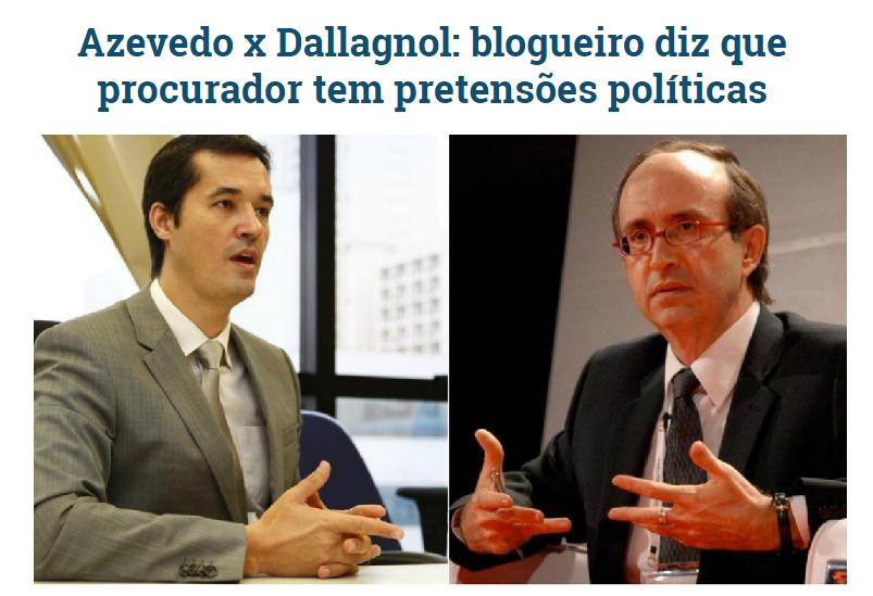 Gazeta do Povo cita em matéria pesquisa realizada pela Paraná Pesquisas