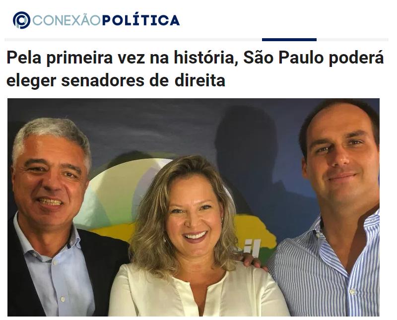 Conexão Política cita em matéria pesquisa realizada pela Paraná Pesquisas