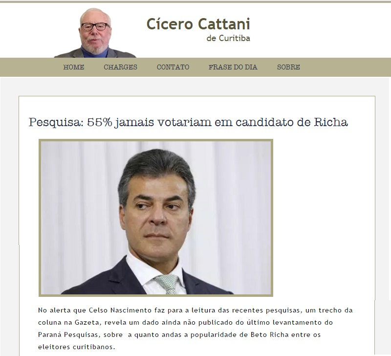 CICERO CATTANI