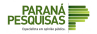 Levantamento Nacional realizado pelo Paraná Pesquisas em maio/2021, perguntou: Se as eleições para Presidente do Brasil fossem hoje e os candidatos fossem esses, em quem o(a) Sr(a) votaria?. Não souberam, não opinaram nenhum, brancos e nulos somam 12,6%. Você concorda com o resultado da pesquisa?
